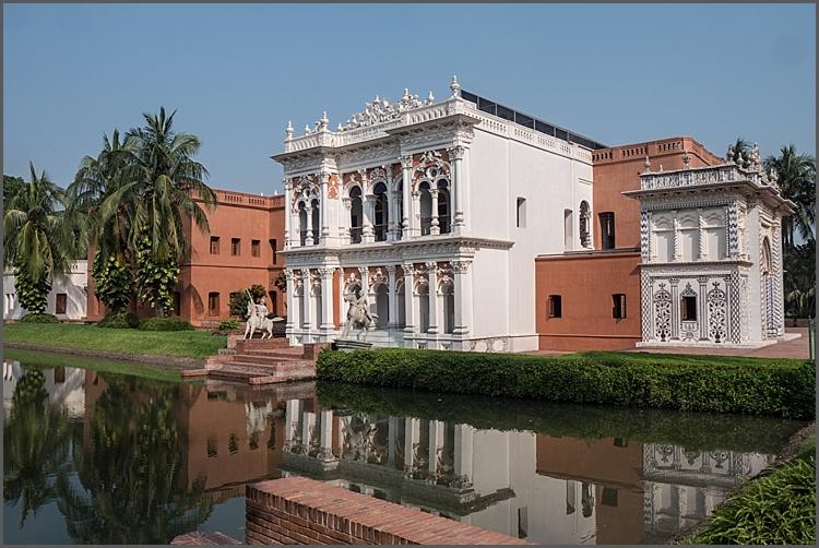 Folk Arts & Crafts Museum, near Dhaka, Bangladesh