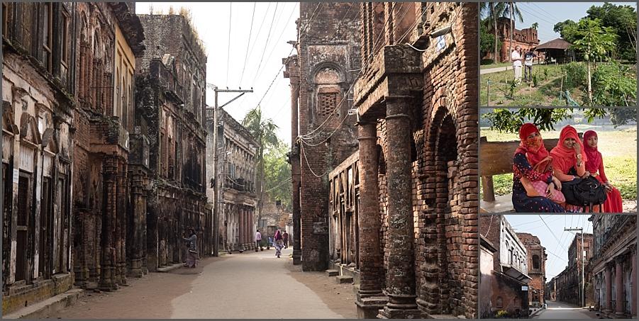 Panam Nagar an abandoned city, Bangladesh