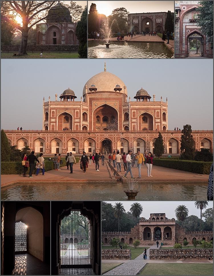 Humayan's Tomb, Delhi