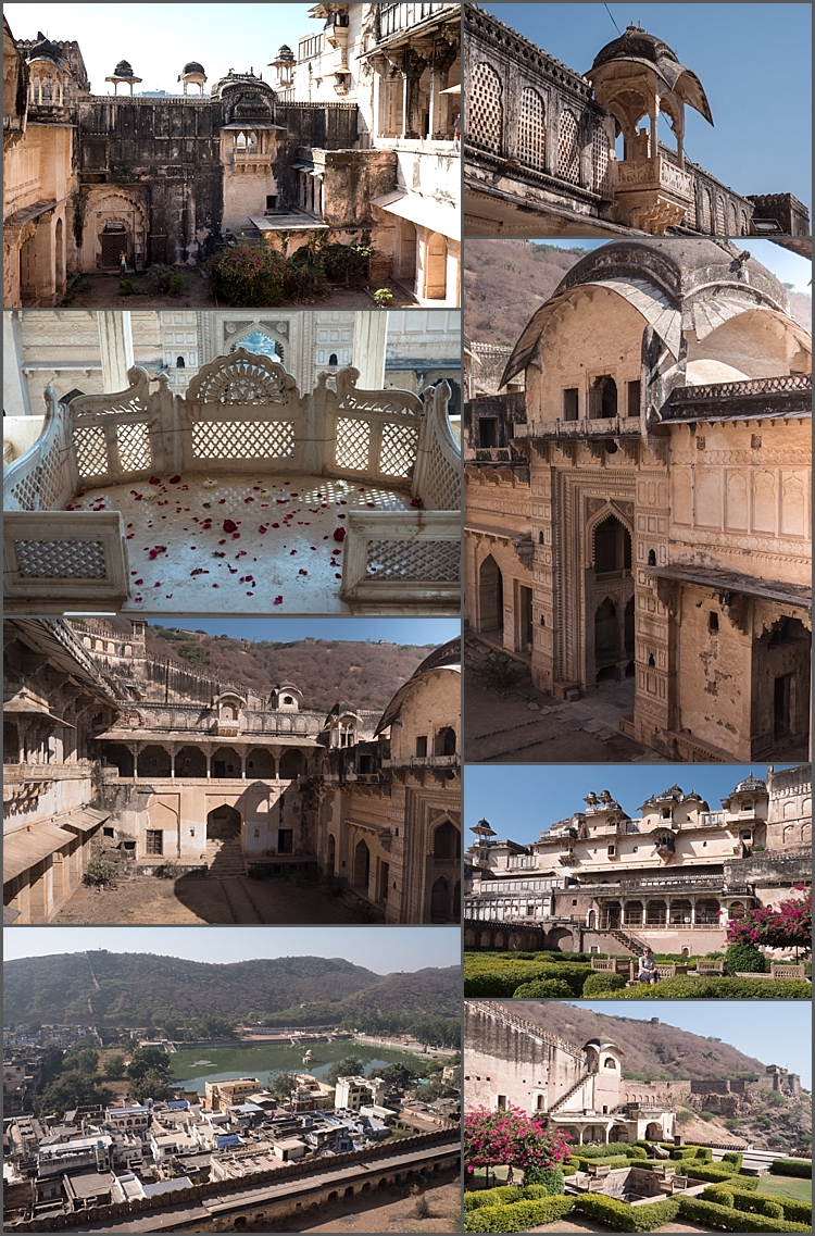 Garh Palace in Bundi