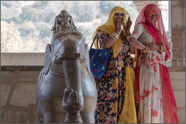 On to Jodhpur via the Jain Temple atRanakpur.