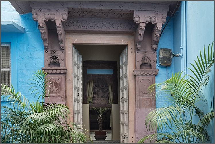 Welcome to Bristow's Haveli n Jodhpur