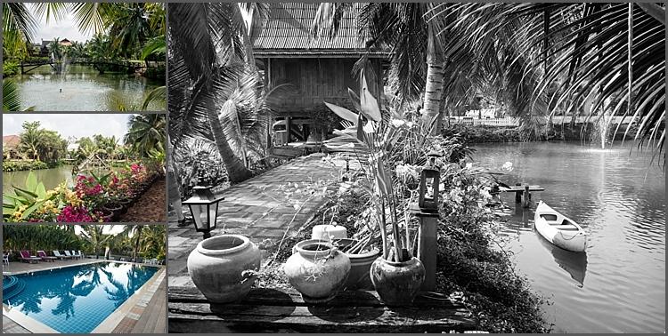 Ayutthaya, Ban Thai House