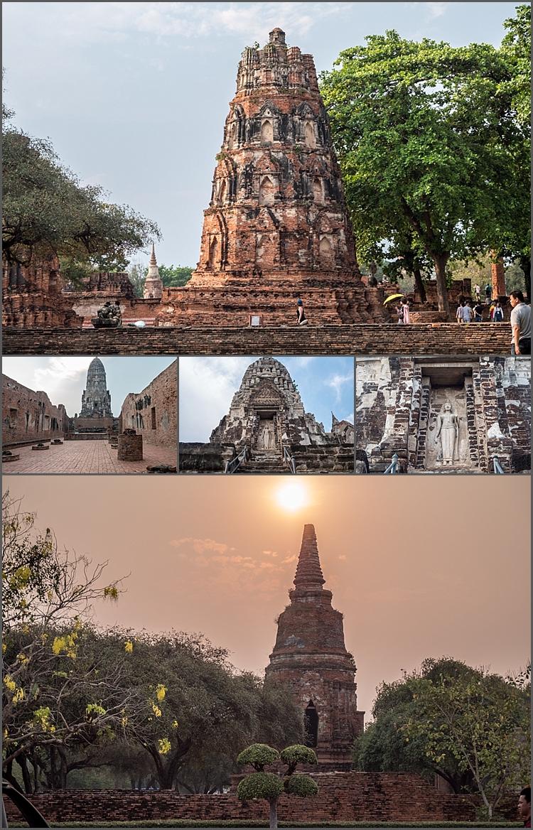 Wat Mahathat. Ayutthaya,Thailand