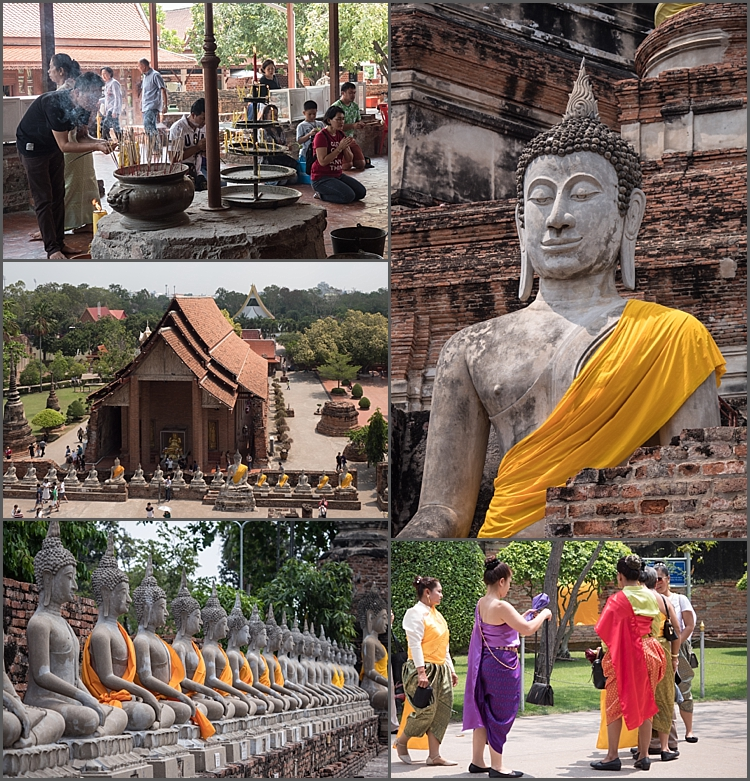 Wat Yai Chaimongkhon, Ayutthaya