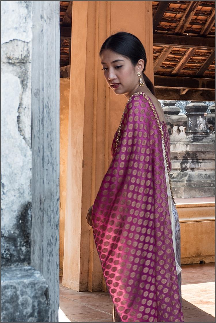 Wat Phutthaisawan Ayutthaya Thailand