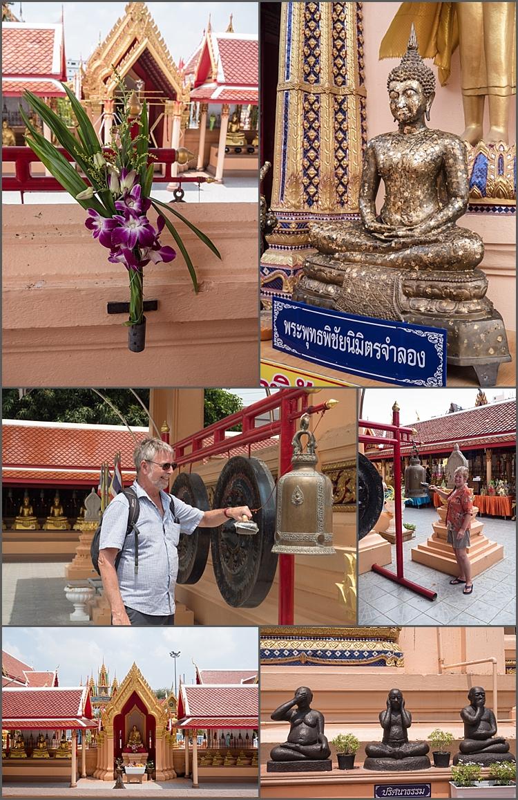 Wat Pichai Songkram Ayutthaya Thailand