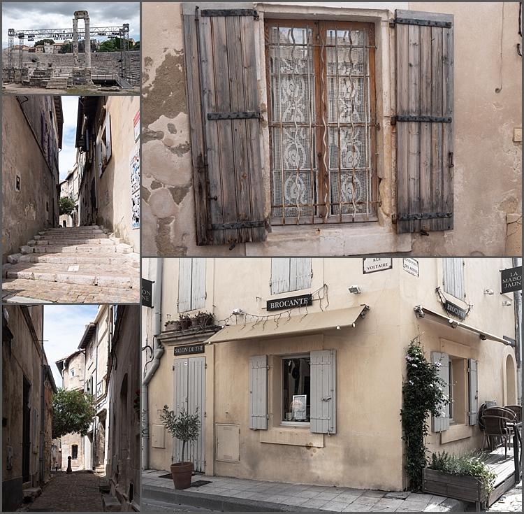 Around Arles