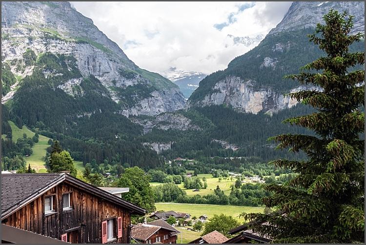 The beautiful BerneseOberland