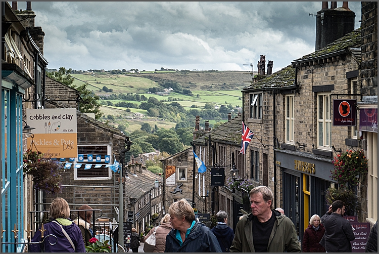 Main Street Howarth by Maggie Booth Photography