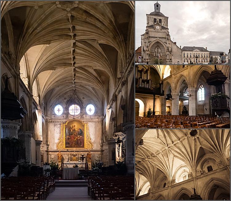 Church of Saint-Saulve, Montreuil, France