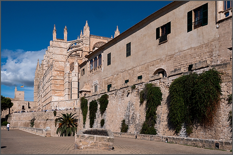 Royal Palace of Almudaina, Palma, Mallorca by Maggie Booth Photography