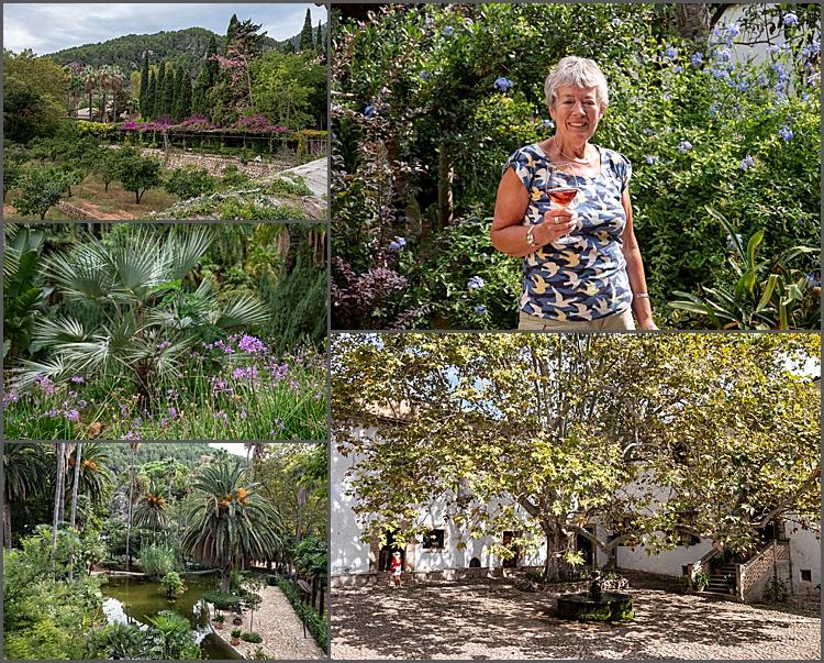 Jardines de Alfabia, Bunyola, Mallorca by Maggie Booth Photography