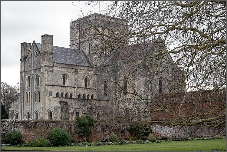 St Cross Church, Winchester