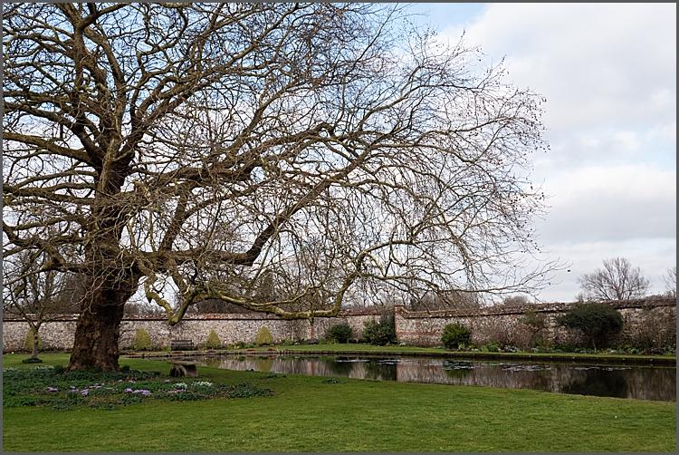 Master's Garden, St Cross, Winchester