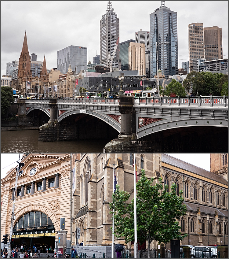 Sites of Melbourne, Victoria.