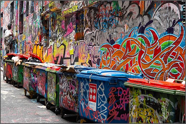 Hosier Street, Melbourne.