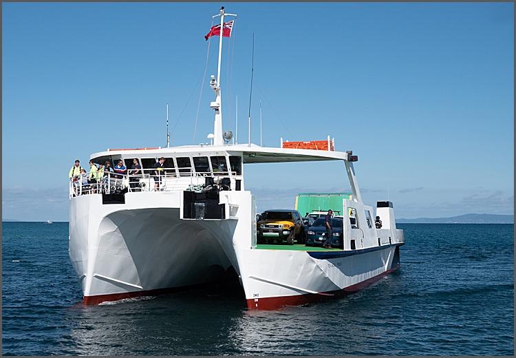 Searoad Ferries Victoria.