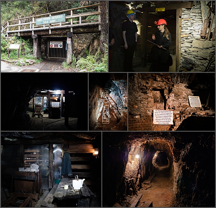 Long Tunnel Extended Mine, Walhalla NSW