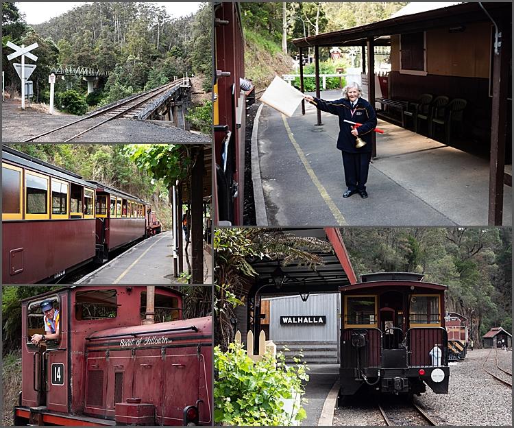 Walhalla Goldfields Railway NSW
