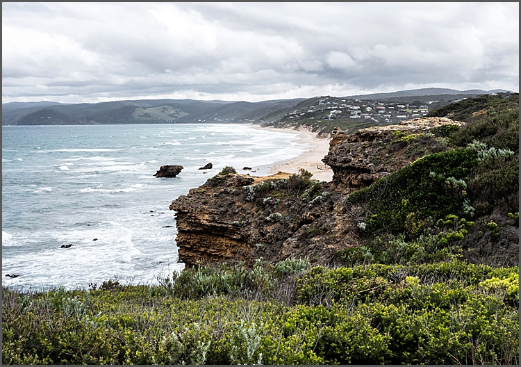 View from Great Ocean Drive
