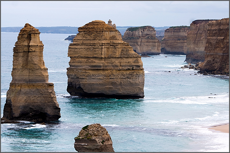 The Twelve Apostles, Great Ocean Drive Victoria Australia