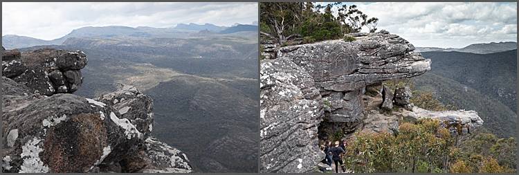 The Pinnacle Walk, Grampians Nat Park, Victoria,