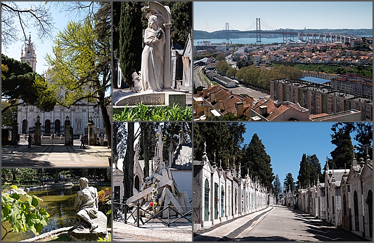 Cemetery of Pleasures in Lisbon