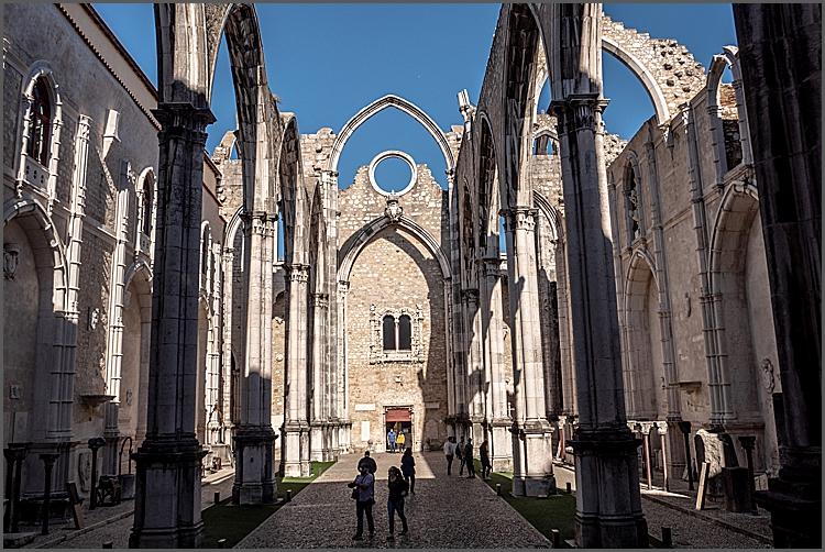 Carmo Convent, Lisbon