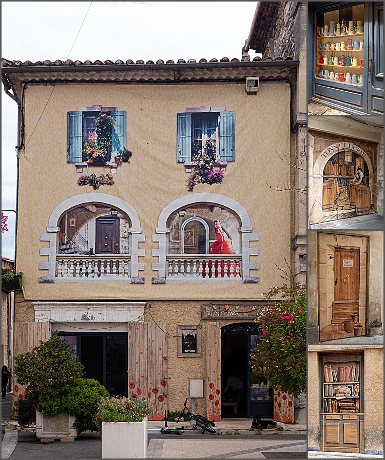 Monteux, Vaucluse