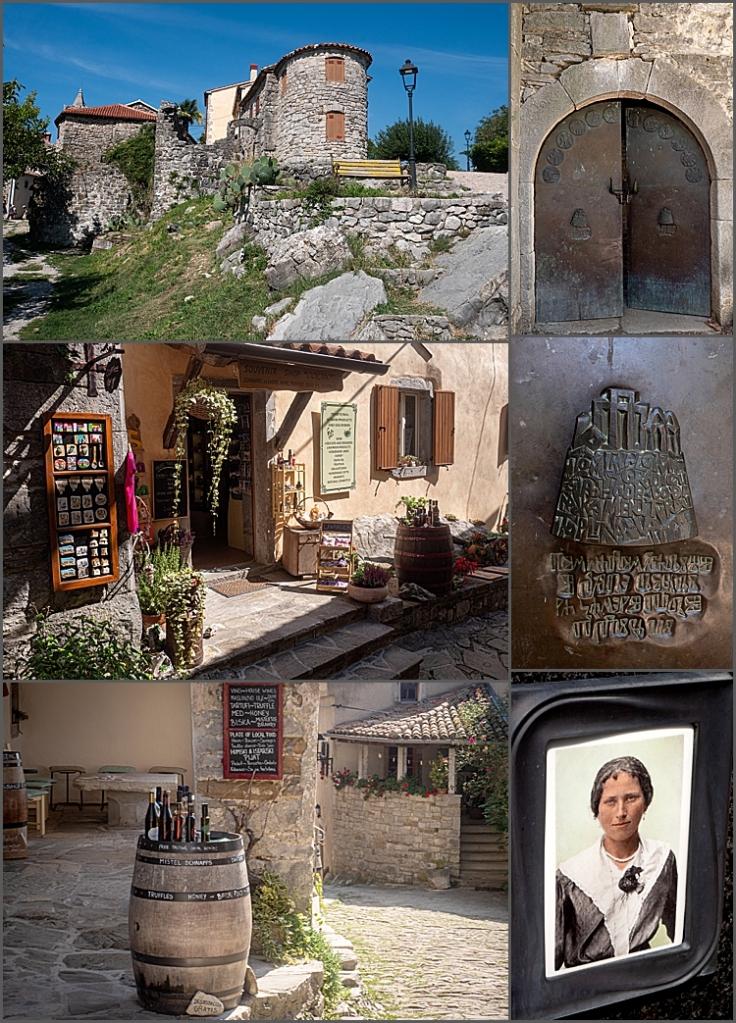 Hom, Istria, Croatia