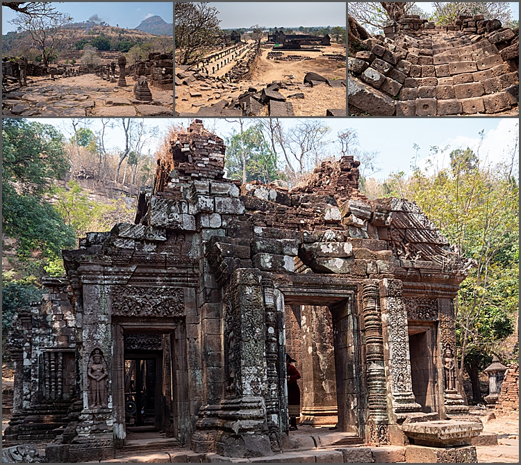 Vat Phou World Heritage Site